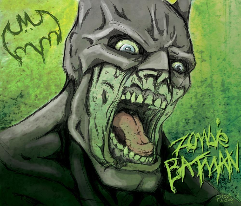 zombie batman catwoman and joker � geektyrant
