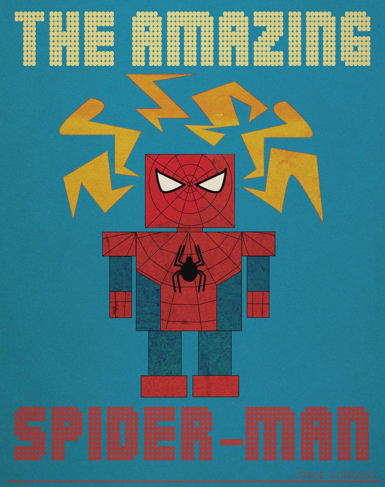awesome superhero posters by jorge gonzalez � geektyrant