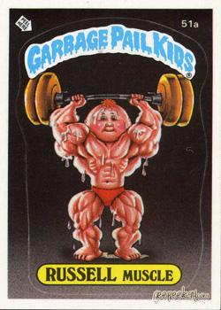 GARBAGE PAIL KIDS - Original Series 2 Card Collection ...