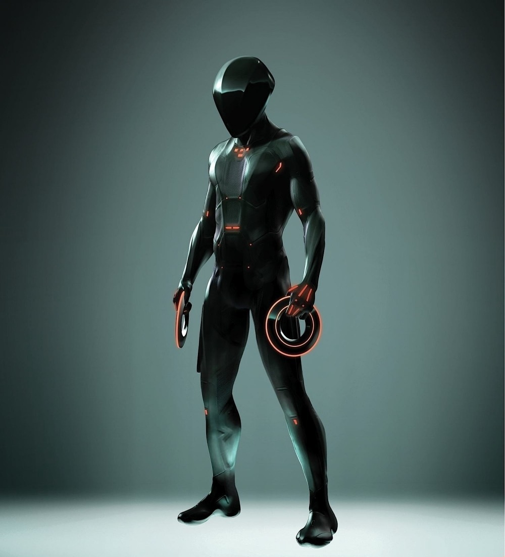 TRON LEGACY Promo Images of the Disc Game Designs — GeekTyrant