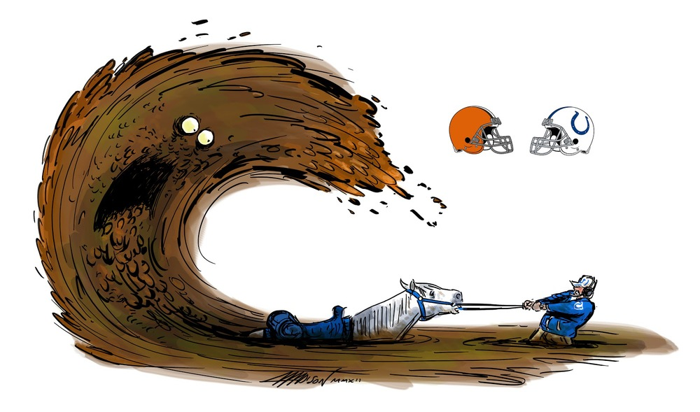 Awesomely Fun Fantasy Football Comic Art By Pixar Animator ...