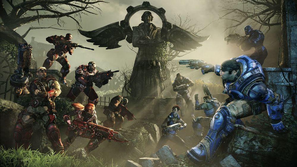 Beast Mode Gears of War 3 Tips Mode From Gears of War 3
