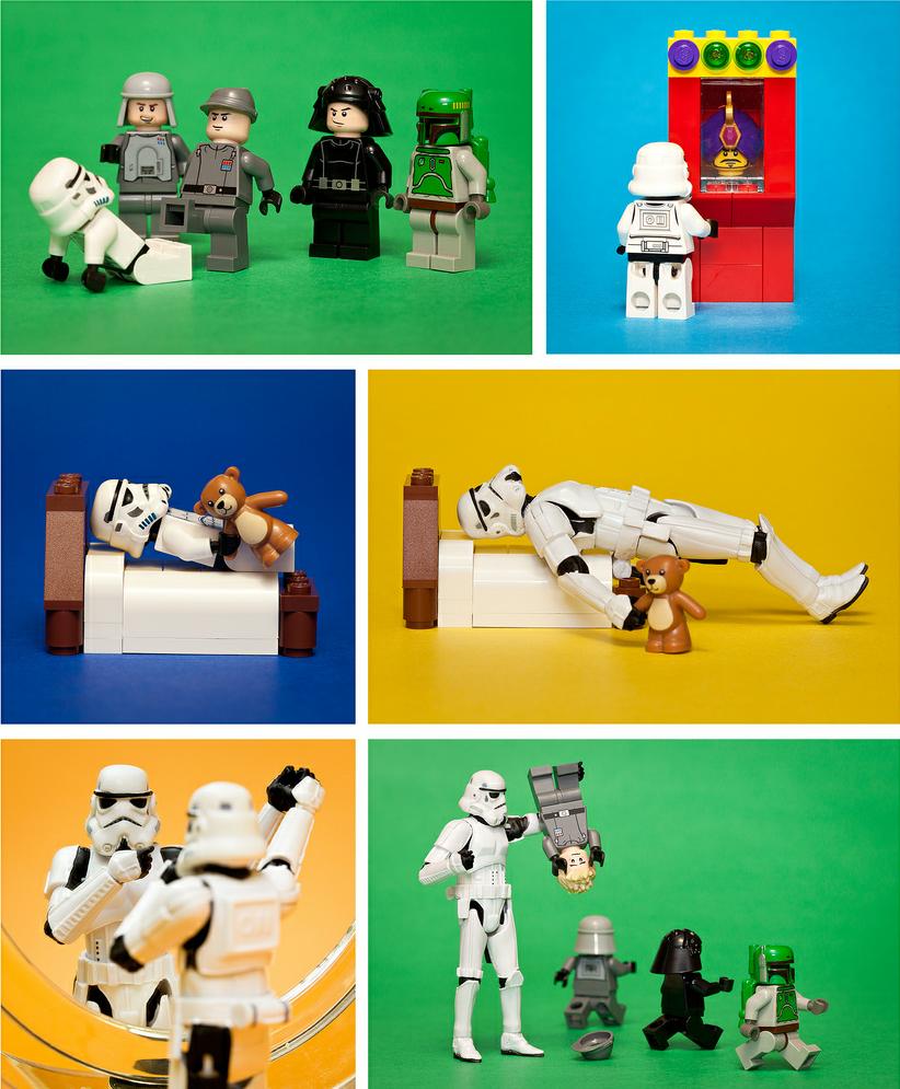 star wars big mashup and more lego � geektyrant