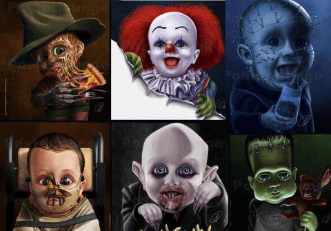 Art Movie Horror About A Year Ago By Joey Paur