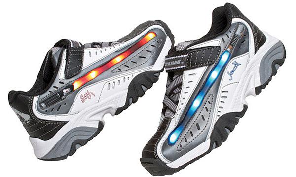 STAR WARS Lightsaber Shoes For Kids