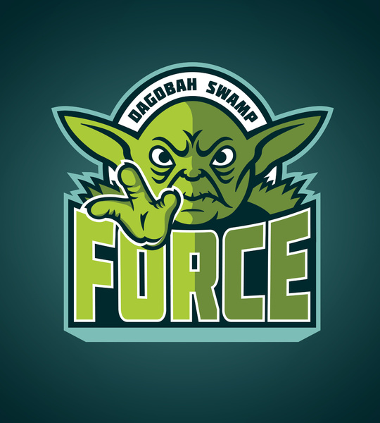 STAR WARS Sports Team Logos — GeekTyrant