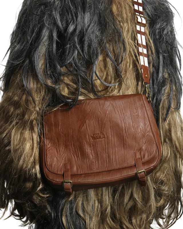 Chocolate Chewbacca Www Dunmorecandykitchen Com: STAR WARS Messenger Bag Fit For A Wookie