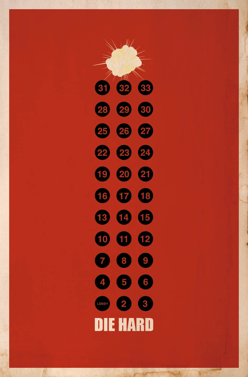 Cool Collection of Minimalist Movie Poster Art — GeekTyrant