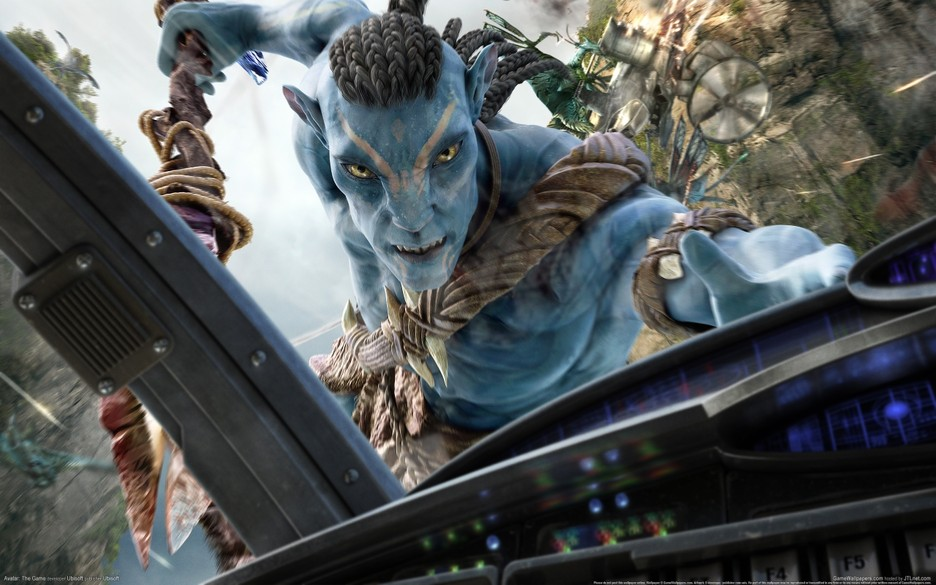 Avatar Movie Pandora AVATAR 2 - James Camer...