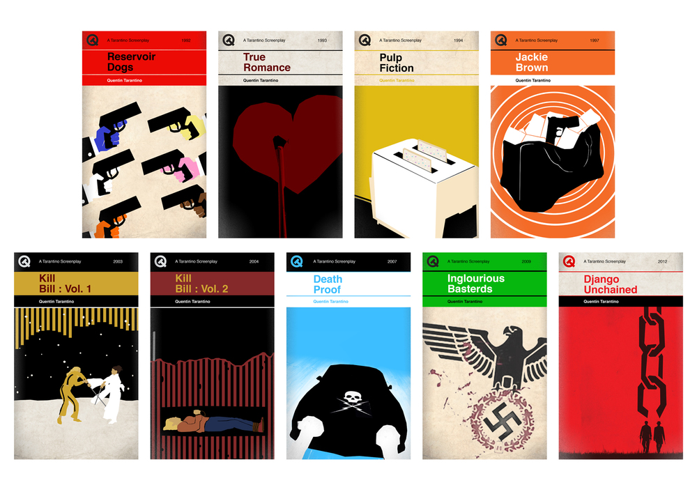 Fashion Book Cover : Penguin style book covers re imagined for quentin