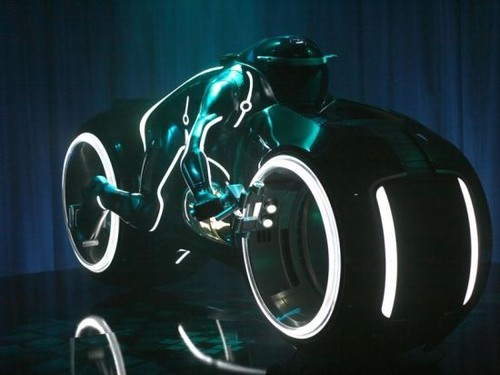 Want A Working Street Legal TRON LEGACY Lightcycle