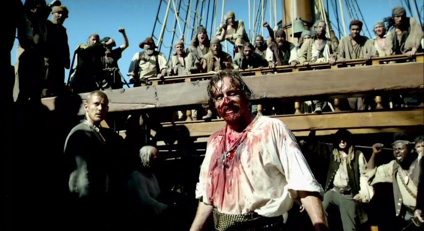 Treasure Island Series Black Sails