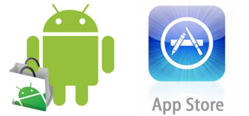android market to surpass apple app store by august 2011 geektyrant. Black Bedroom Furniture Sets. Home Design Ideas