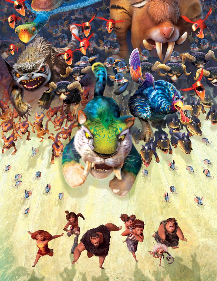 new image from deamworks animation s the croods geektyrant