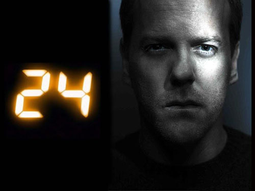 Real Time 911 >> 24 Movie - Kiefer Sutherland Gives an Update — GeekTyrant