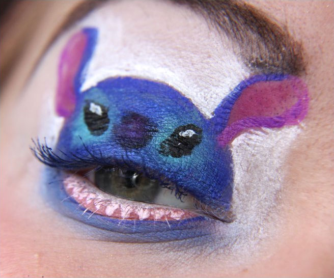 The Eye Makeup Designs of
