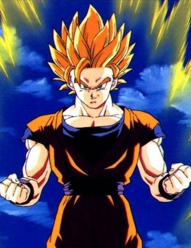 Going Super Saiyan Like Goku In Dragon Ball Z Has Been A Long Time Dream Of Mine The Ability To Instantly Transmit Anywhere I Go Get Blasted Through