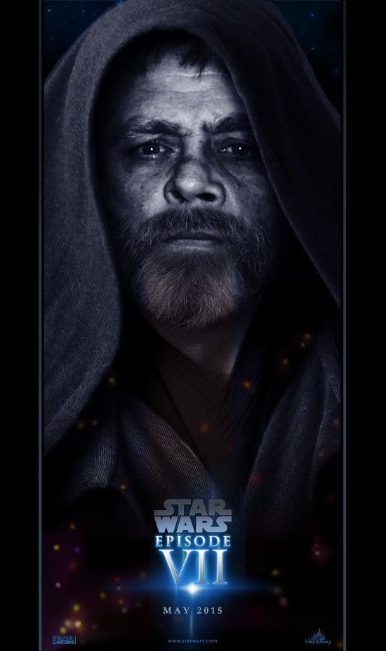 Collection of STAR WARS: EPISODE VII Fan-Made Poster Art ...