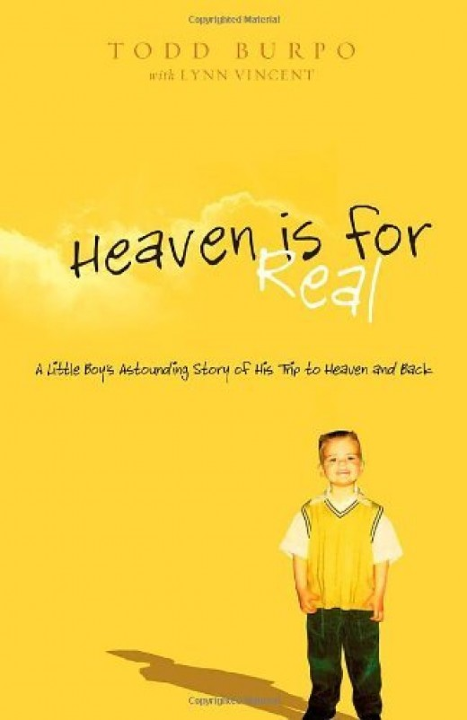 Sony Pictures to Adapt HEAVEN IS FOR REAL for the Big ...