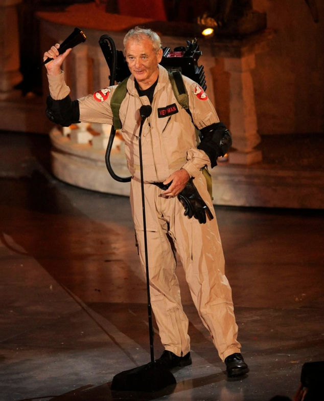 Bill Murray Shows up at the Spike Awards as Dr. Peter ...