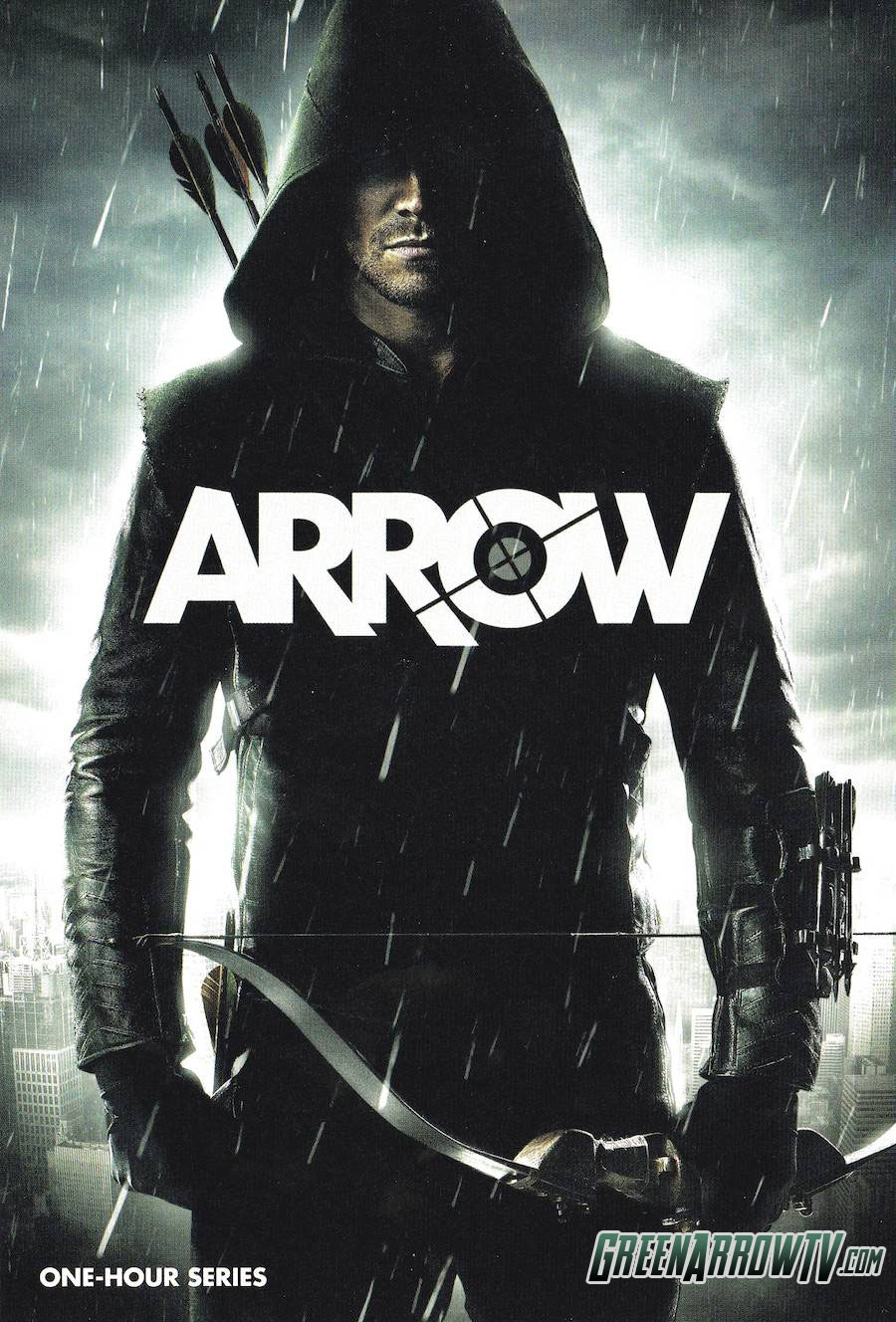 Arrow S06 E07