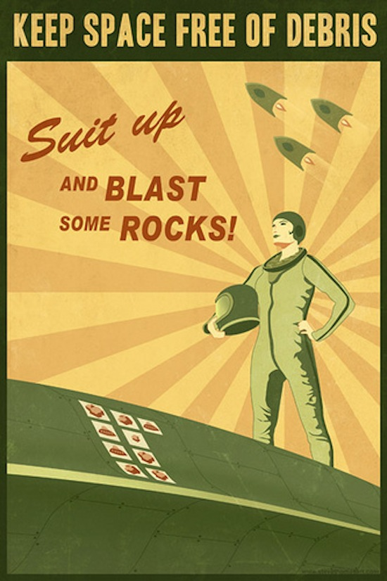 Cool Collection Of Video Game Propaganda Posters