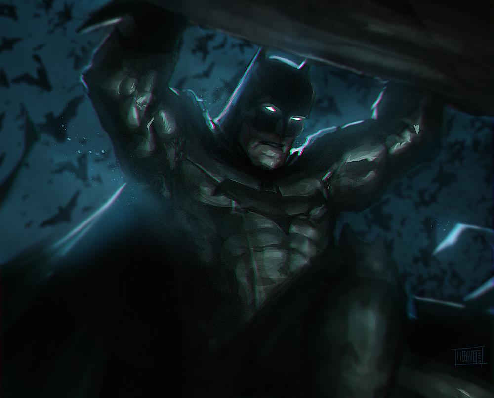 batman arkham knight wallpapers 4k