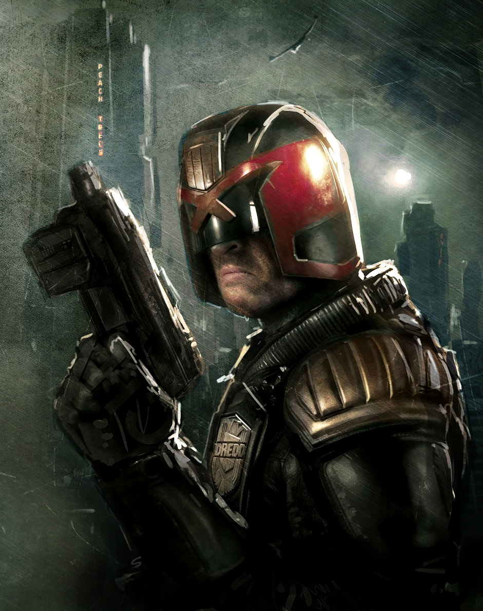 dredd wallpapers - DriverLayer Search Engine