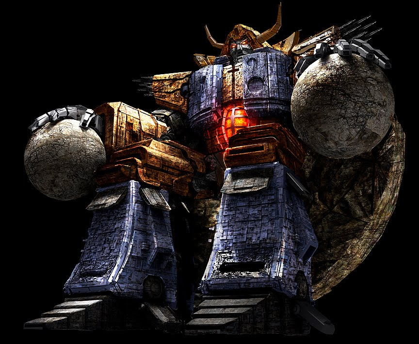 Transformers 4 Unicron Is Unicron the ...