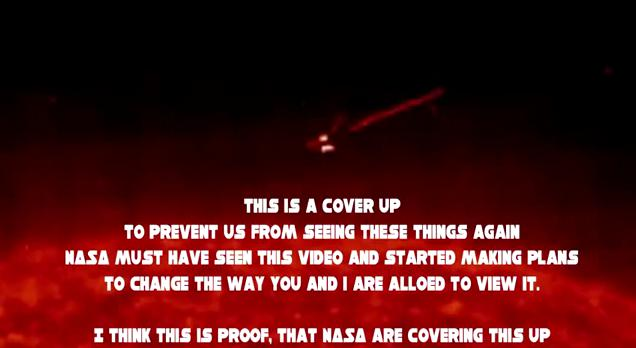 nasa cover ups revealed - photo #27