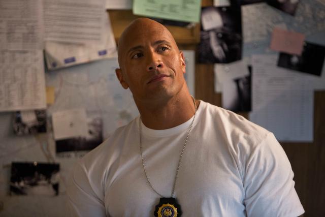 Trailer For Dwayne Johnson S Police Drama Empire State
