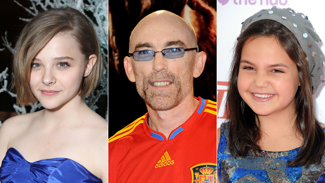 Jackie Earle Haley and Chloe Moretz cast in DANCE OF THE