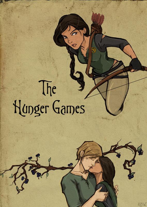 Hunger Games Fan Art Katniss And Peeta THE HUNGER GAMES - 13 ...