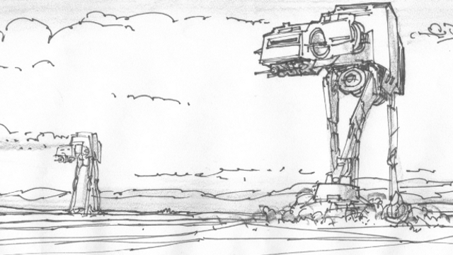 empire strikes back coloring pages - photo#34