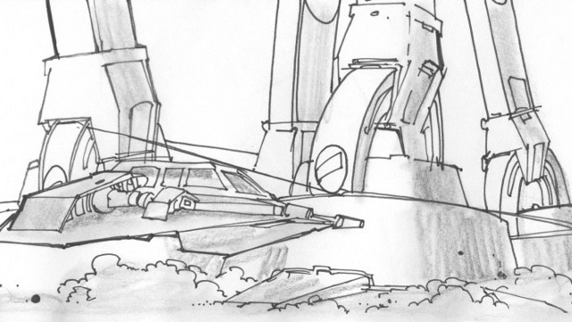 empire strikes back coloring pages - photo#33