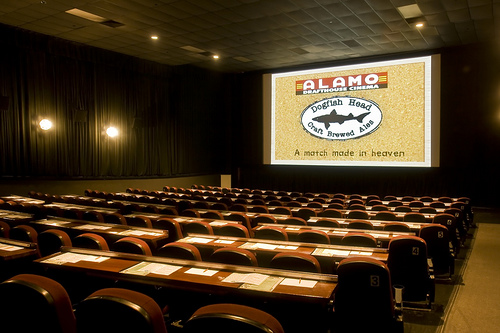 Food And Drink: Alamo Drafthouse Takes A Bite Of The Big Apple!