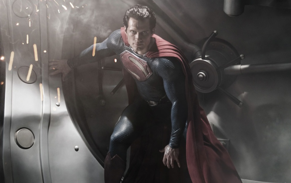 man of steel official - photo #21