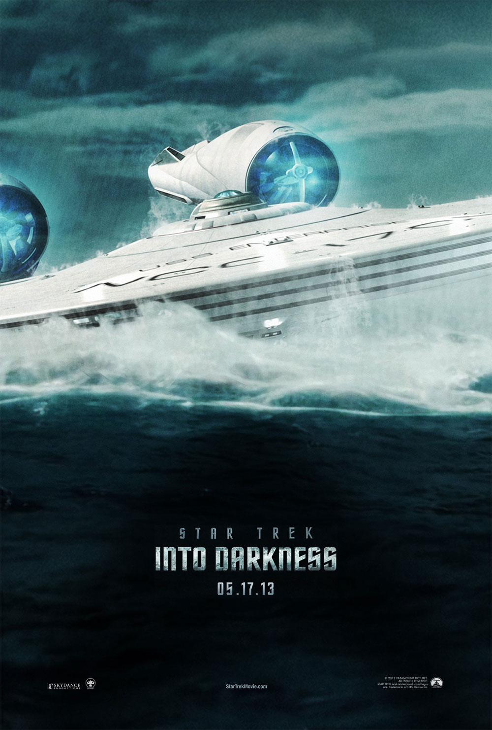 Over The Weekend An Action Packed New Trailer For Star Trek Into Darkness Was Released If You Havent Seen It Yet Click Here And Watch Now Because Its