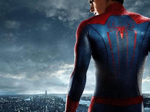Pretty Sweet AMAZING SPIDER MAN Wallpaper MoviePoster Andrew GarfieldThe