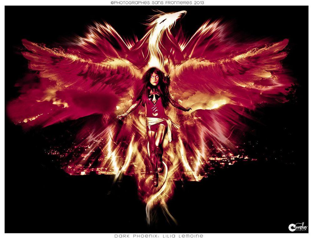 Phoenix by Lilia Lemoine | Photo by Fernando Brischetto | Edit by Randy-Rhoads