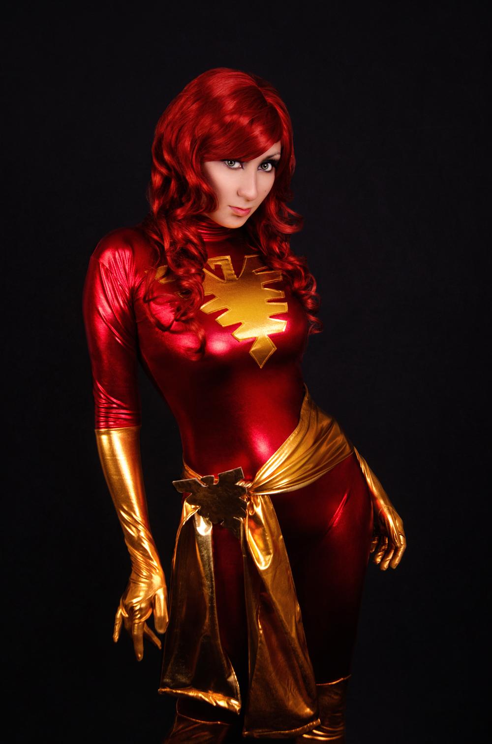 Phoenix by PsyFrostCosplay | Photo by Sgambolati