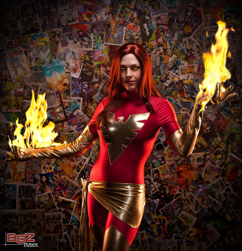 Phoenix by Miracole | Photo by BgzStudios