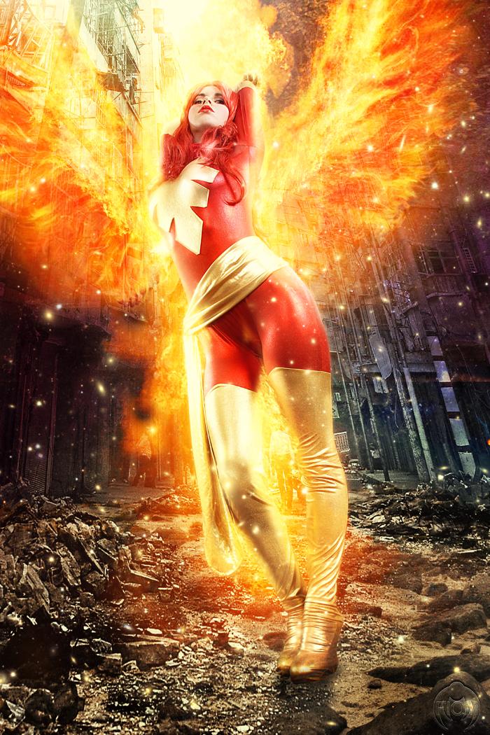 Phoenix by WhiteLemon | Photo by Carlos Diez