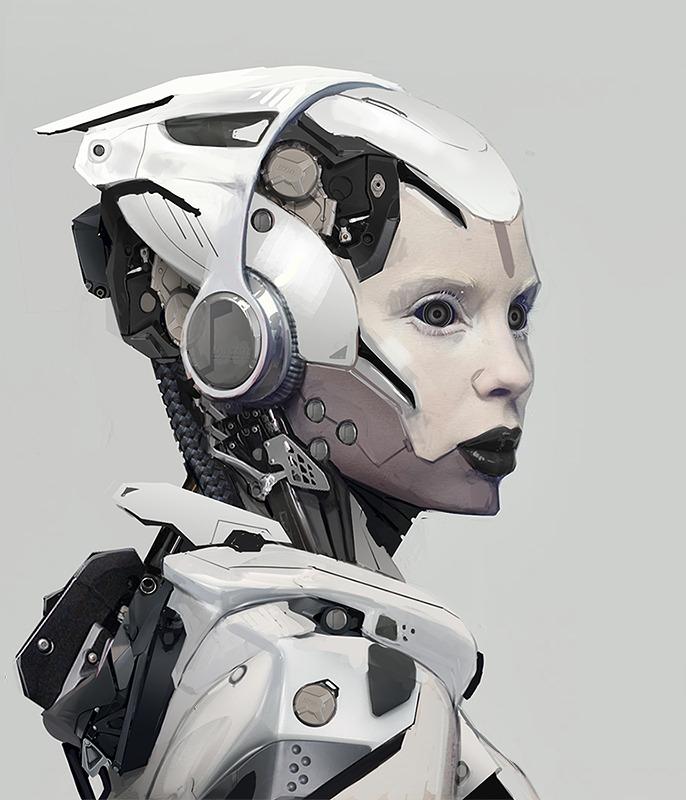 Cool Original Cyborg Concept Designs — GeekTyrant