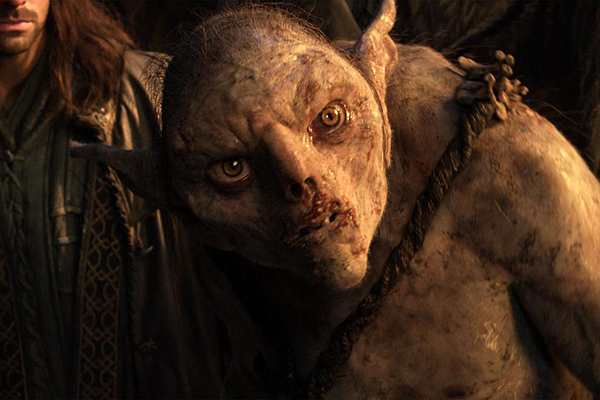 Four New Photos From THE HOBBIT Featuring Goblins and ...