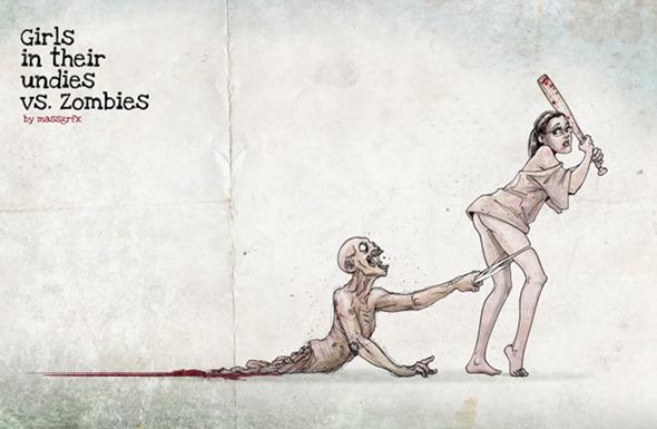 Girls in their undies vs zombies Girls-vs-zombies1