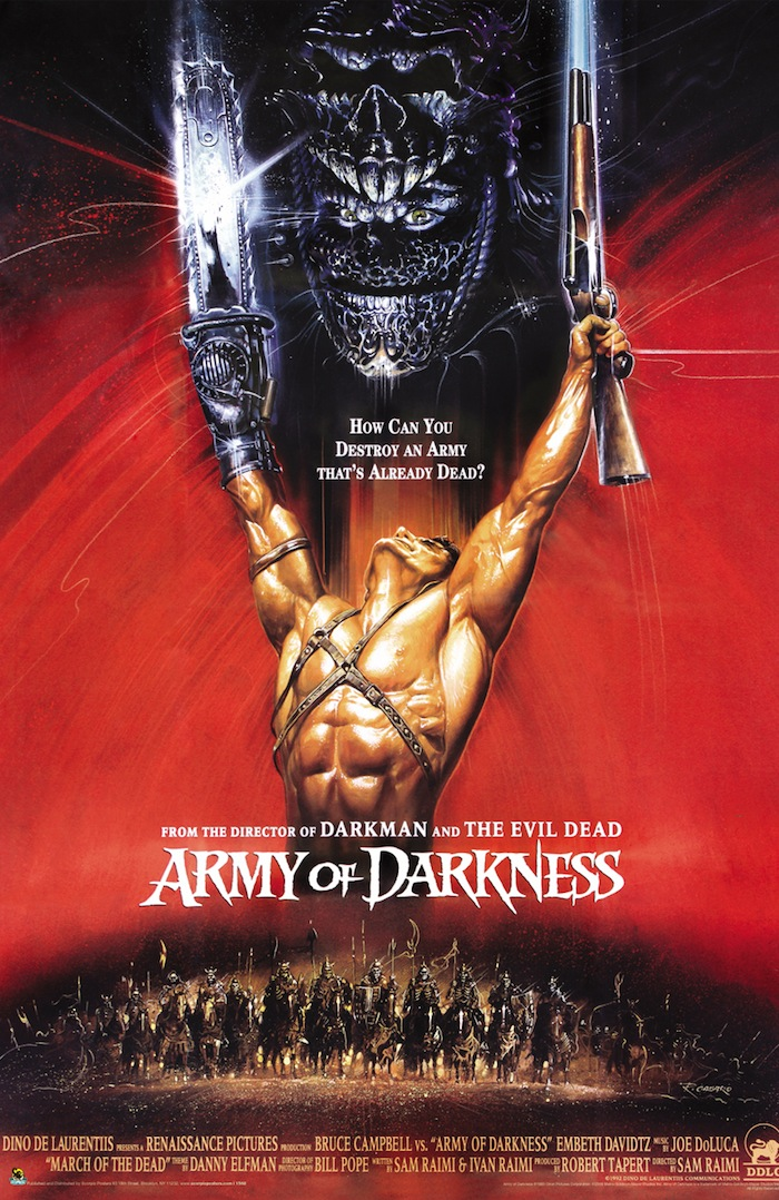 EVIL DEAD 4 is Really ARMY OF DARKNESS 2! — GeekTyrant  EVIL DEAD 4 is ...