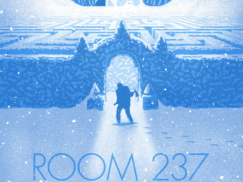 Full Blood Filled Trailer for THE SHINING Documentary ROOM 237