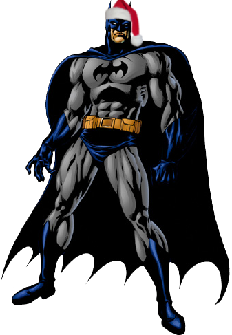 Batman Christmas.25 Posts Of Geek Christmas Day 1 Batman Hates Christmas