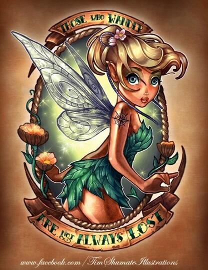 tattooed disney princesses geektyrant